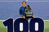 статистика, Dubai Duty Free Tennis Championships, ATP, Роджер Федерер