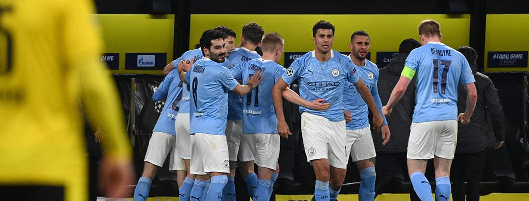 «Сити» не запаниковал после гола Беллингема, запер «Дортмунд» в штрафной – и даже забил пенальти. Пеп наконец не перемудрил с тактикой