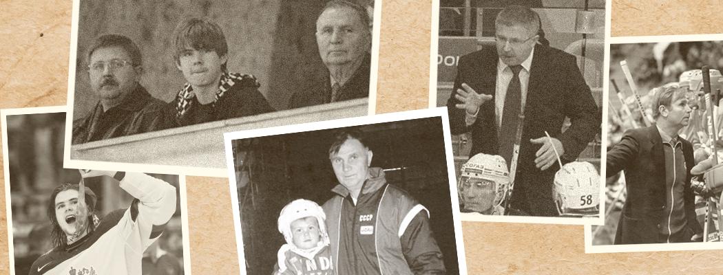 «Постоянно слышал, что я в команде только за фамилию. Но семья – моя сила». Открытое письмо Виктора Тихонова-младшего в день 90-летия дедушки