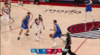 Luka Doncic sets up the nice finish