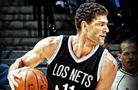 Детройт, Брук Лопес, НБА, Бруклин, видео
