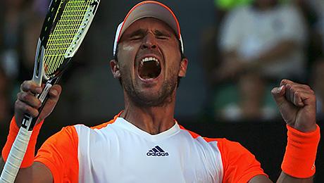 Кто выбил первую ракетку мира с Australian Open