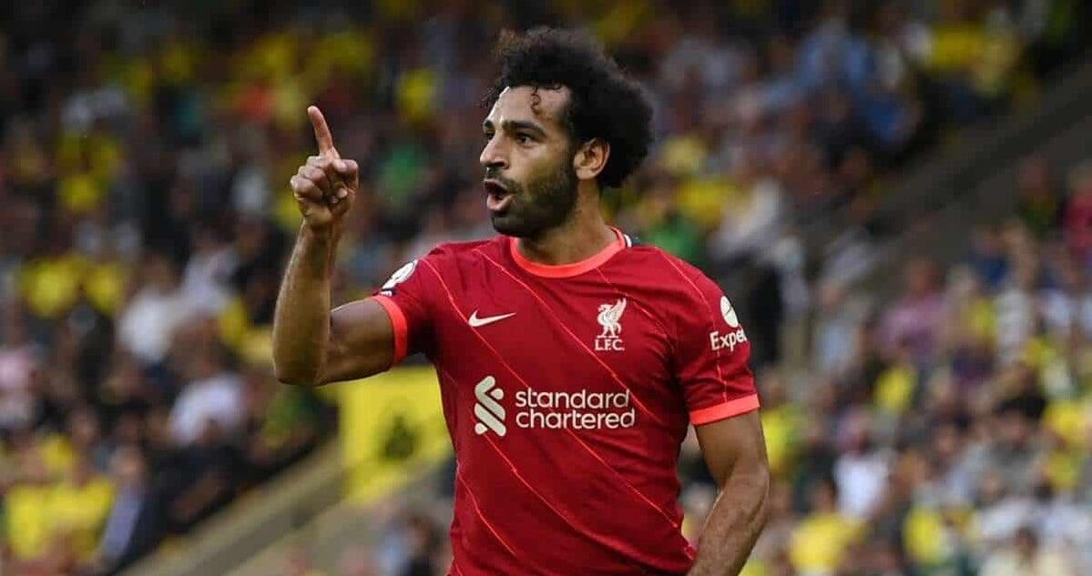 Салах забил 100-й гол за Ливерпуль в АПЛ  быстрее всех в истории клуба