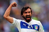Витторио Поццо, сборная Италии по футболу, Хаби Алонсо, Андреа Пирло