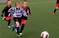 Дирк Кюйт, детский футбол