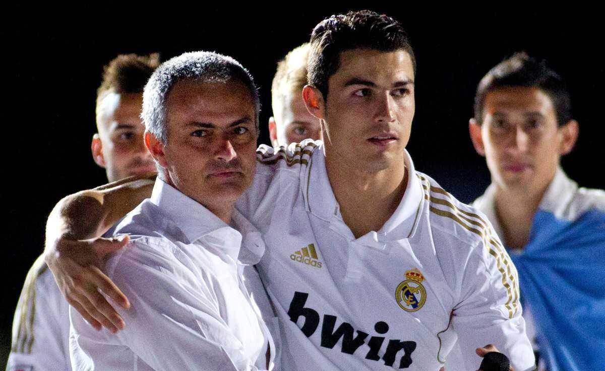 Жозе Моуринью: Роналду должен уехать из Италии и оставить меня в покое!