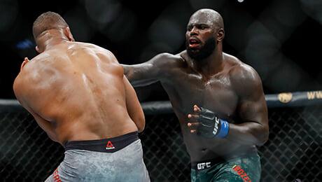 В тяжелом весе UFC новая звезда