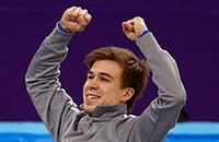 сборная России (шорт-трек), Семен Елистратов, шорт-трек, Пхенчхан-2018