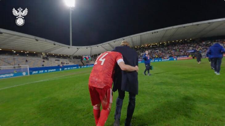 Эмоции вокруг победы в Мариборе: нервы и обнимашки Карпина, «Это моя работа» от Джикии
