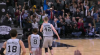 Davis Bertans (13 points) Highlights vs. Los Angeles Lakers