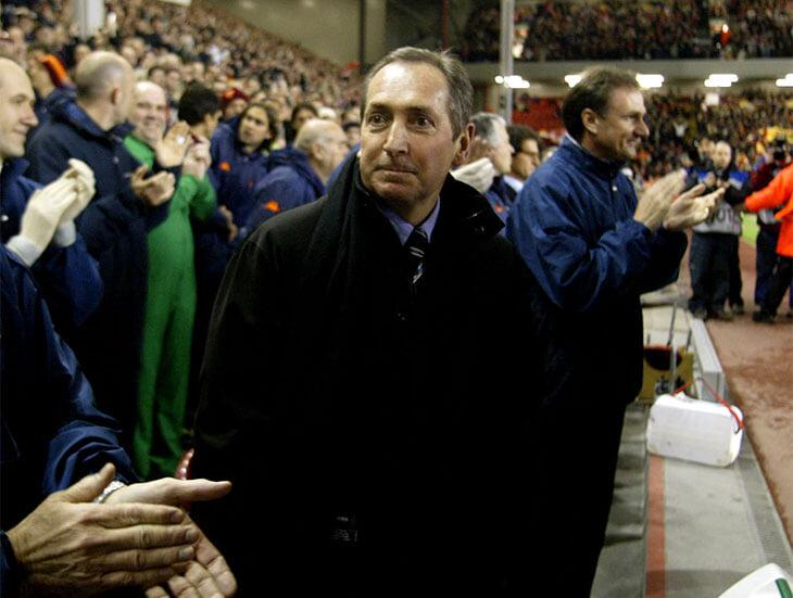 «Ливерпуль» ХХI века начал строить Улье. Он разогнал карьеры Джеррарда, Каррагера и Оуэна – и чуть не умер прямо в перерыве