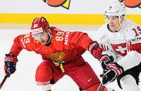 Россия обыграла Швейцарию