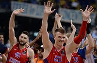 Единая лига ВТБ, Димитрис Итудис, Turkish Airlines EuroLeague, ЦСКА