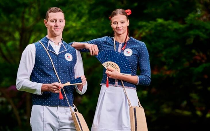 Рассматриваем олимпийские формы к Токио-2020: Россия протащила флаг на груди, у Канады – разрисованные джинсовки, Италию одевал Армани