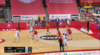 Kevin Pangos with 20 Points vs. Olympiacos Piraeus