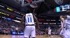 Jonathon Simmons throws it down vs. the Mavericks