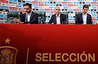 Хулен Лопетеги, Сборная Испании по футболу, ЧМ-2018, Реал Мадрид