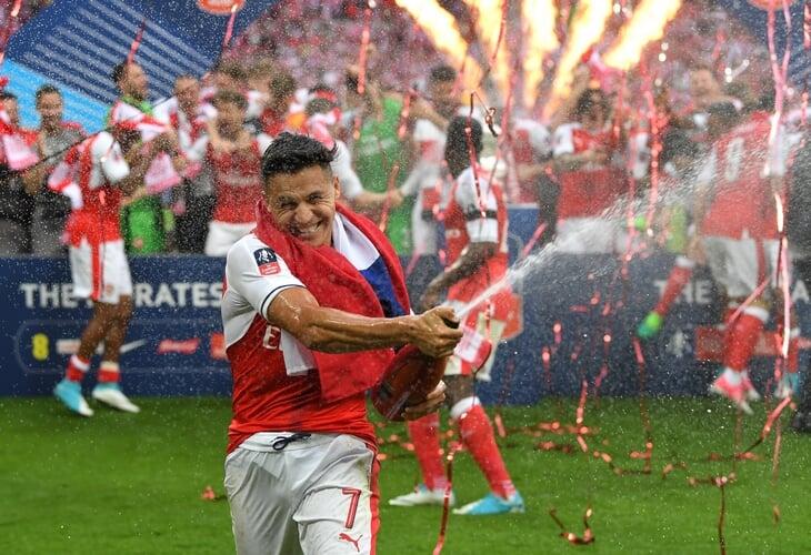 «Арсенал» 2010-х: лучшие из лучших!