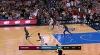 LeBron James swats it away!