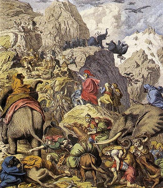 Сборная Италии поет о Сципионе –упоминают в начале гимна. В Испании шутят, что род его врагов основал «Барсу»
