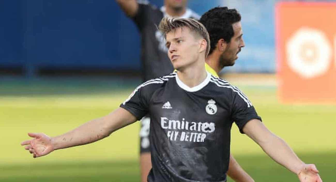 Реал готов продать Эдегора в Арсенал за 50 млн евро. Предложений по хавбеку нет