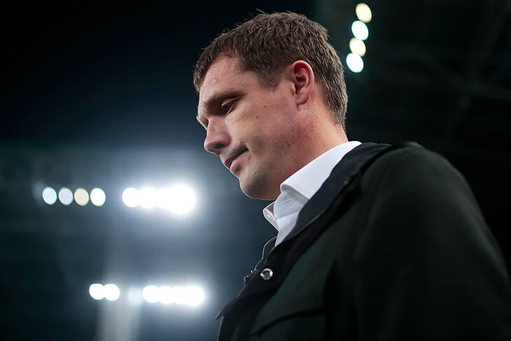 Для Гончаренко работа в ЦСКА стала неразрешимым стрессом без конца. Он запутался