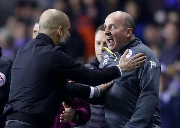 Клуб 3-й лиги выбил «Ман Сити» из Кубка Англии. Гвардиола психанул