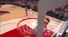 JaVale McGee throws it down vs. the Trail Blazers