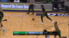 Daniel Theis goes up to get it and finishes the oop