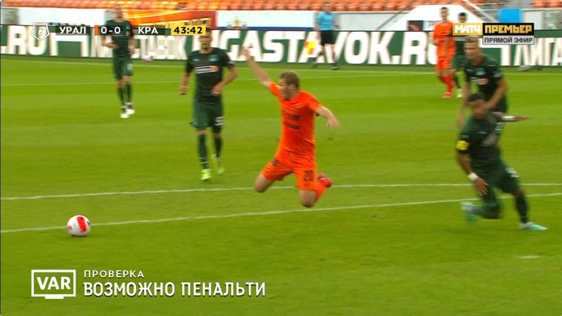 «Краснодар» разгромил «Урал»: Сафонов потащил пенальти, Вильена бахнул дублем, Кордоба начал с голом