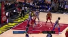 Mike Muscala hammers it home