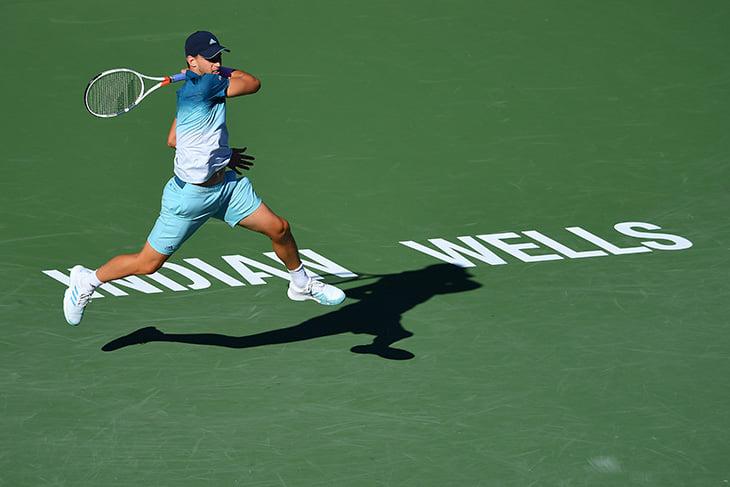 Тим переборол Федерера в финале Индиан-Уэллс. Удивительно, но он задавил его мощью