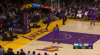 Emmanuel Mudiay sets up the nice finish