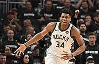 НБА, Милуоки, НБА плей-офф, Бостон, Яннис Адетокумбо