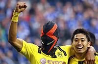 Puma, Nike, Шальке-04, Боруссия Дортмунд, бундеслига Германия, Пьер-Эмерик Обамеянг