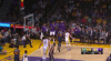 Big rejection by Josh Hart