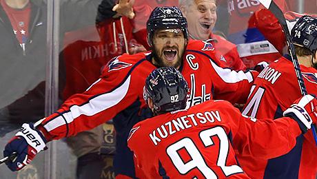 Все наши в НХЛ. Как они провели первую половину сезона
