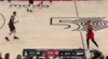 Damian Lillard 3-pointers in Portland Trail Blazers vs. Houston Rockets