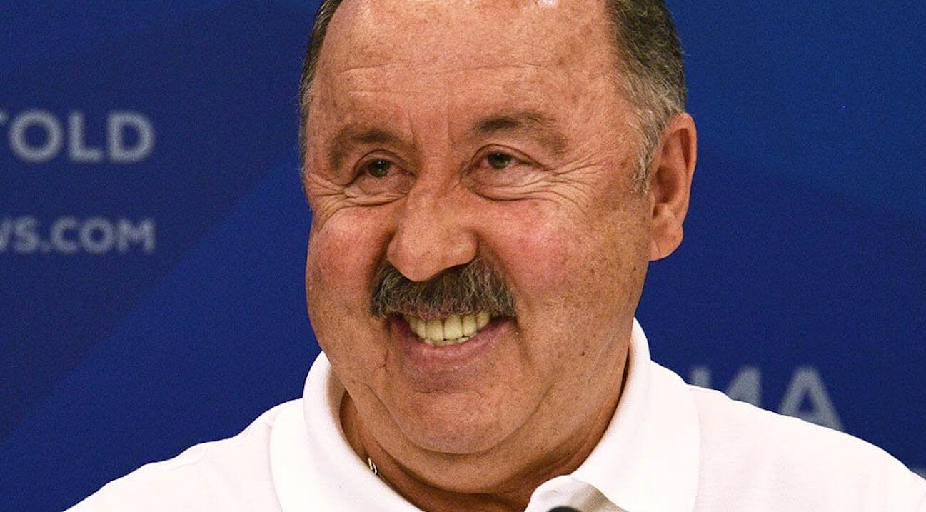 Валерий Газзаев: Надеюсь, Россия дойдет до полуфинала Евро. Мы огромная спортивная держава