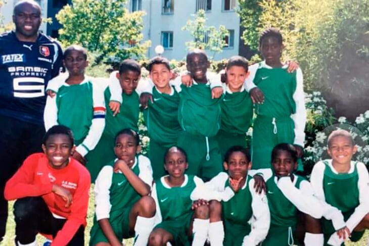 Килиан Мбаппе, каким мы его не знаем