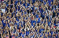 20 процентов населения Исландии готовы приехать на ЧМ в Россию. Ждем