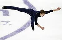 Мужское катание в России возглавил Самарин: его короткая – сложнейшая в мире, но 5 лет назад в него не верила даже тренер