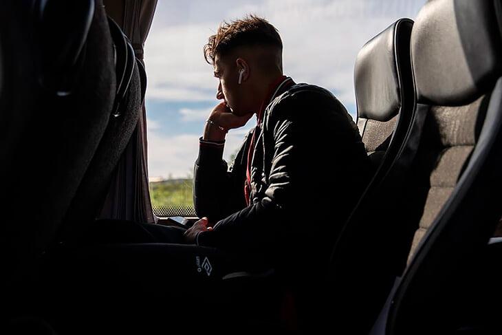 Новый молодой в ЦСКА: разрывал фланг, как Марио, теперь опорник в стиле де Йонга