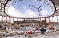 стадионы, стадион Центральный Екатеринбург, фото, ЧМ-2018