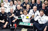 Индикар, Формула-1, Алессандро Дзанарди, видео, Маркус Эрикссон, ДТМ, БМВ