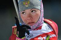 Спринт: дебют Морозовой на Кубке мира