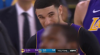 Lonzo Ball sinks the shot at the buzzer