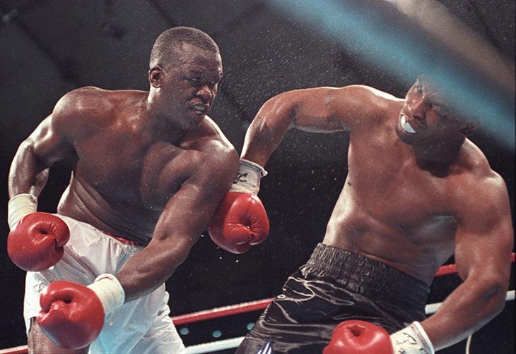 Бой, который шокировал мир: 30 лет назад Дуглас вырубил Тайсона