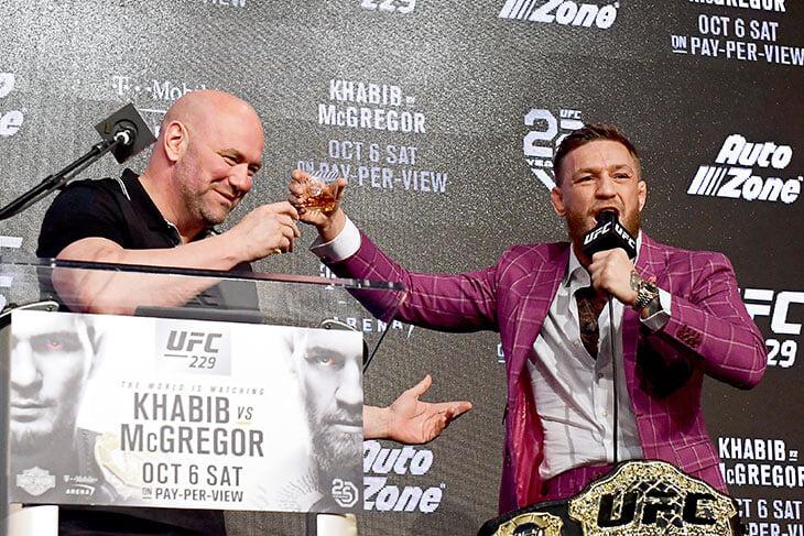 Дэйна Уайт до UFC: организовывал подпольные бои, а бандиты отжимали его спортивные залы