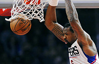 видео, НБА, Аарон Гордон, Гленн Робинсон-младший, Матч всех звезд, Деррик Джонс, ДеАндре Джордан